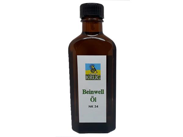 Beinwellöl für Verstauchungen und Verspannungen