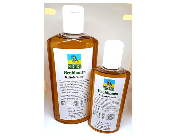 Teebaumöl Shampoo von Natur Krug