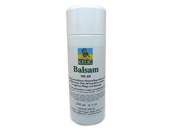 Natürlicher Balsam zur Körperpflege