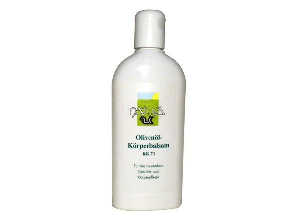 Olivenöl Körperbalsam mit Jojobaöl und Sheabutter