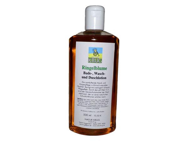Ringelblumen Bad-,  Wasch- und Duschlotion