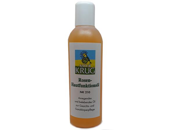Rosen-Hautfunktionsöl